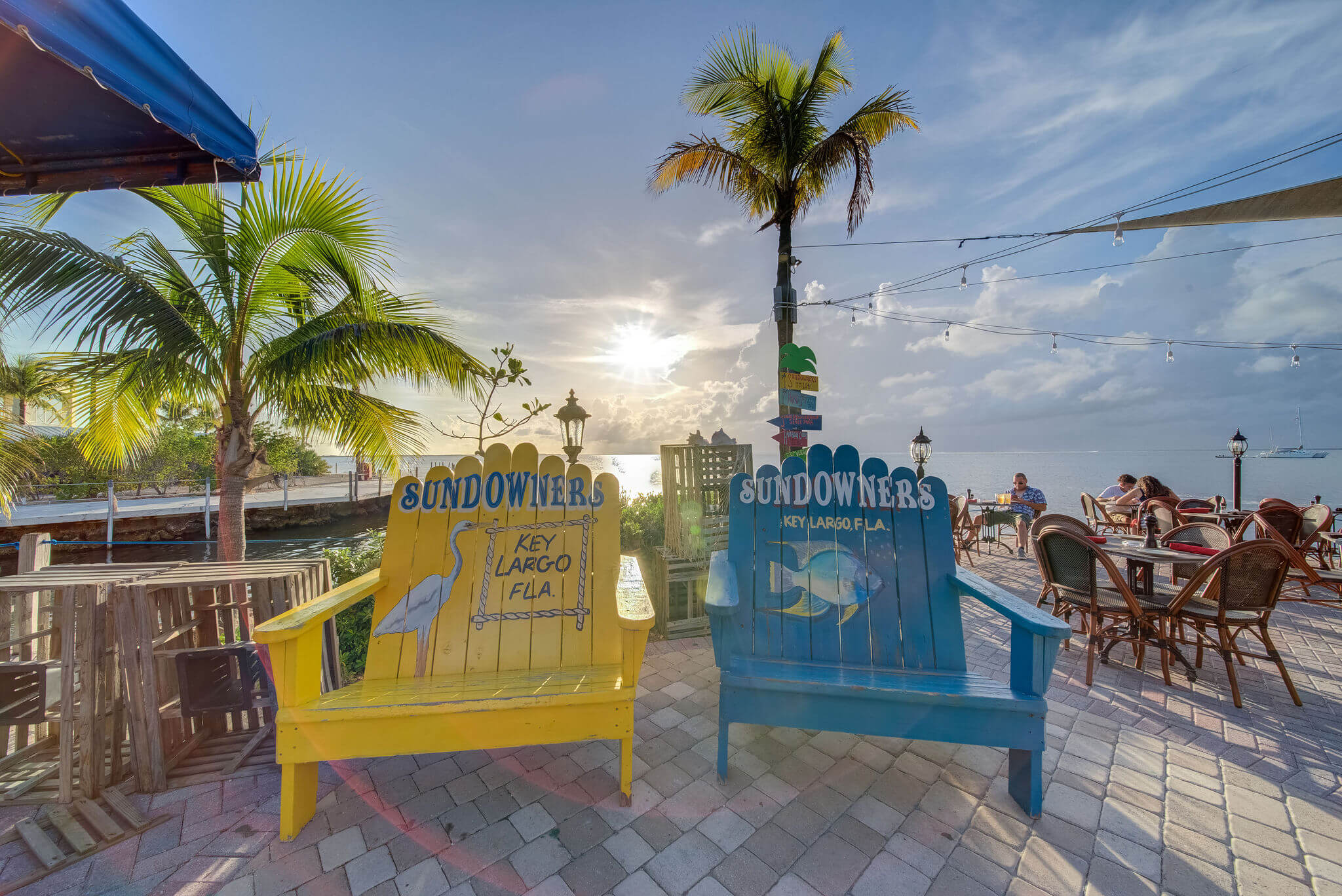 Key Largo Restaurant In The Florida Keys Sundowners
